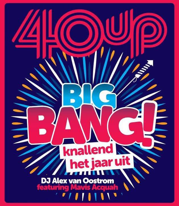 40UP BIG BANG TOUR