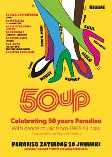 50 years Paradiso