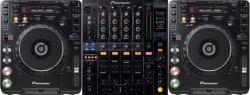 cdj-1000mk3-djm-800-set